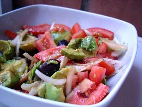 insalata per depurare il corpo