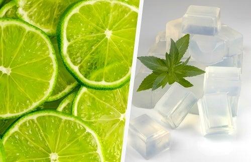 Limone e glicerina