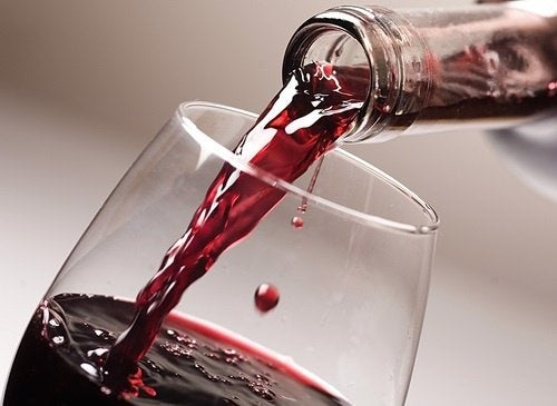 Bere vino