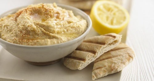 Benefici dell'hummus