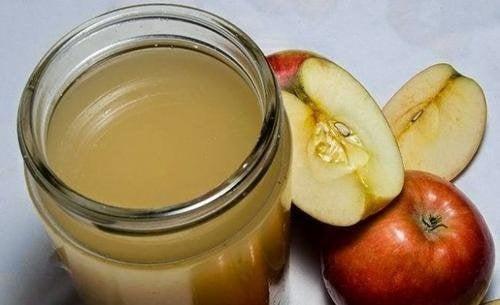 Bere aceto di mele e miele - Rimedio fatto in casa
