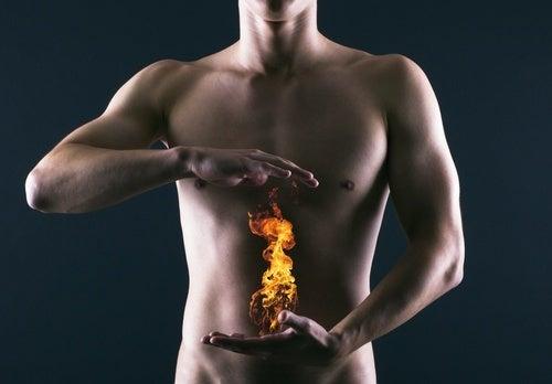 Evitare il bruciore di stomaco