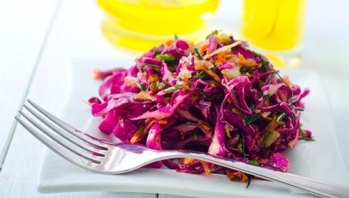 insalata per una buona digestione