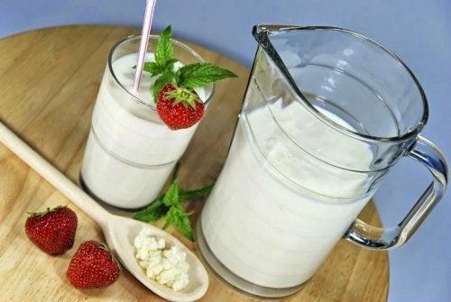 Il kefir: un rimedio naturale per rafforzare le difese immunitarie
