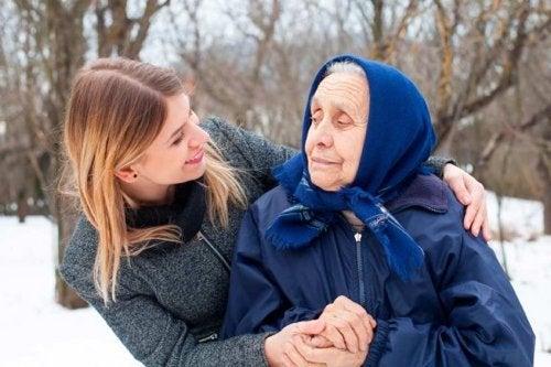 La sindrome del caregiver, prendersi cura di chi si prende cura degli altri
