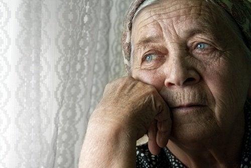 solitudine e anziani