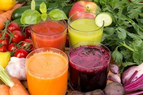 Succhi detox per disintossicare i reni