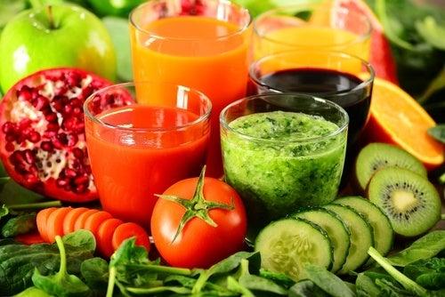 Bevande disintossicanti per perdere peso