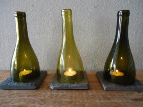 Bottiglie-di-vetro