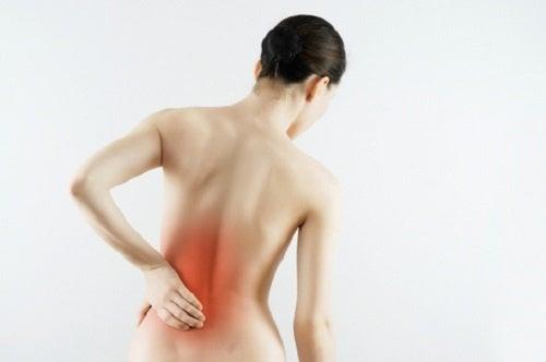Dolore parte bassa della schiena