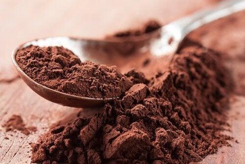 cacao e stanchezza