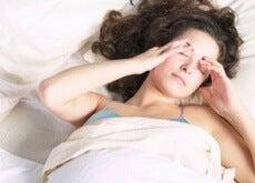 mal di testa stanchezza