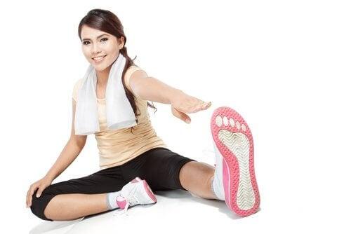 l'esercizio fisico