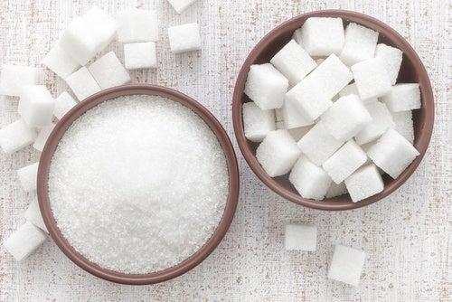 Consumare zucchero