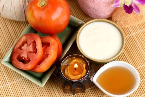 Esfoliante e antiossidante
