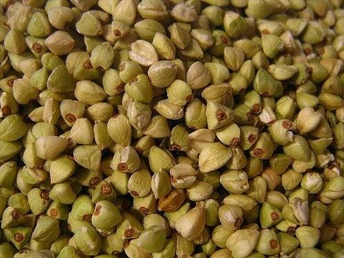 Il grano saraceno è un'alternativa senza glutine per la buona salute del fegato.
