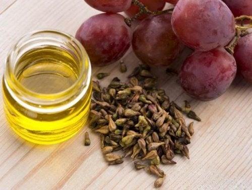 Olio-semi-uva