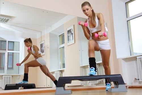 Step - Facili esercizi per tonificare