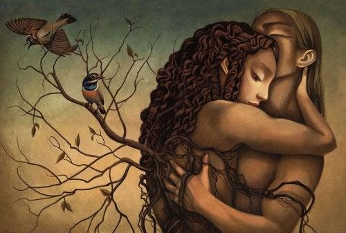 Un giorno un abbraccio guarirà tutte le ferite
