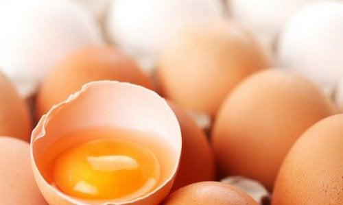 8 trattamenti all'uovo per la bellezza della pelle e dei capelli