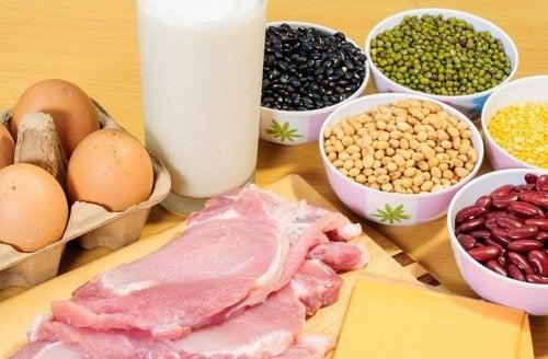 Assumere proteine