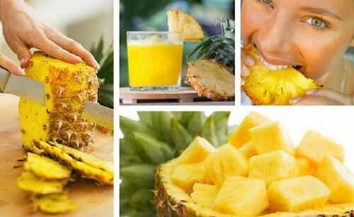 Come seguire una dieta disintossicante a base di ananas