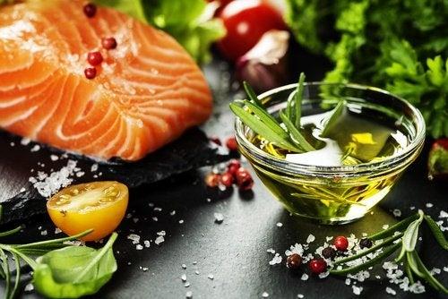grassi omega 3