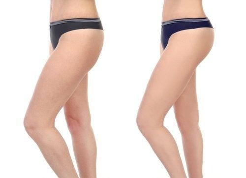 Muscoli delle gambe tonici con esercizi mirati