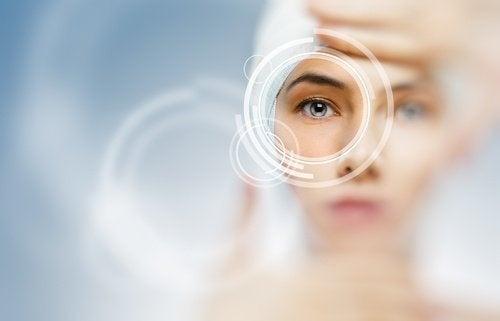 occhio umano