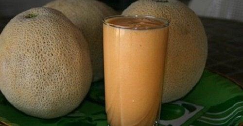 succo di melone