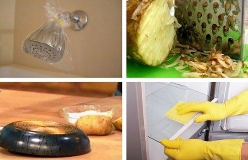 Trucchi per lasciare come nuovi alcuni oggetti della casa