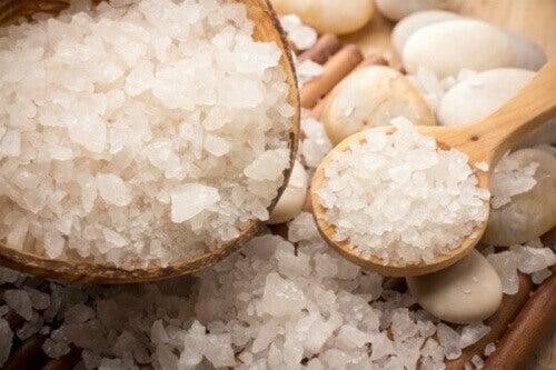8 usi cosmetici del sale che forse non conoscete