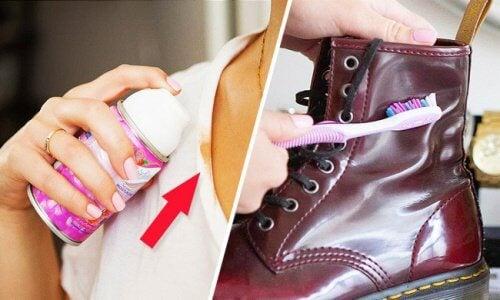 11 trucchi per preservare più a lungo vestiti e scarpe