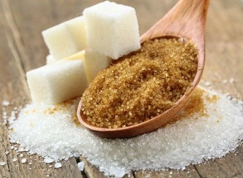 Consigli per eliminare lo zucchero bianco dalla dieta