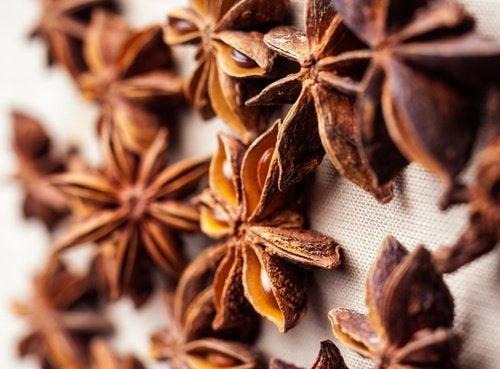 l'anice è un buon rimedio casalingo contro l'acidità di stomaco