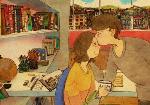 I piccoli dettagli che nascondono l'amore