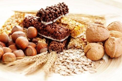 Le fibre negli alimenti