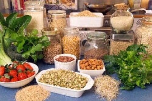alimenti per integrare