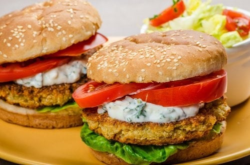 Big Mac vegetariano