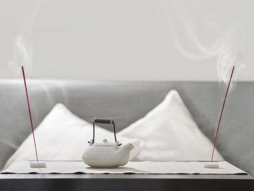 l'aromaterapia attira le energie positive