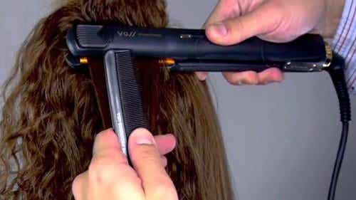 3 consigli per proteggere i capelli dalla piastra