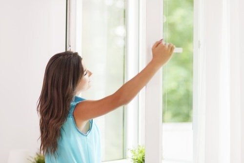 porte e finestre di casa sono i punti di accesso delle energie positive
