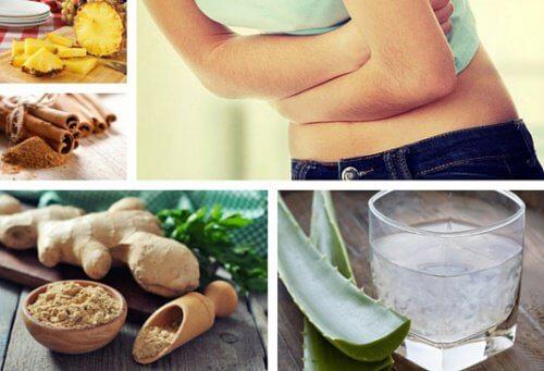 11 rimedi naturali per combattere l'acidità di stomaco
