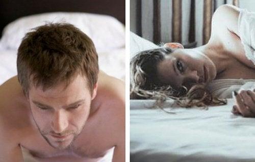 fantasie sessuali uomini fare sesso nel letto
