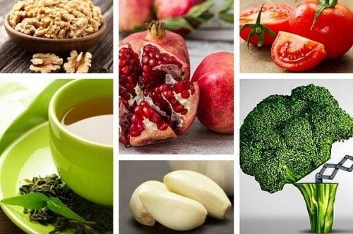 Contrastare il cancro: 9 alimenti consigliati