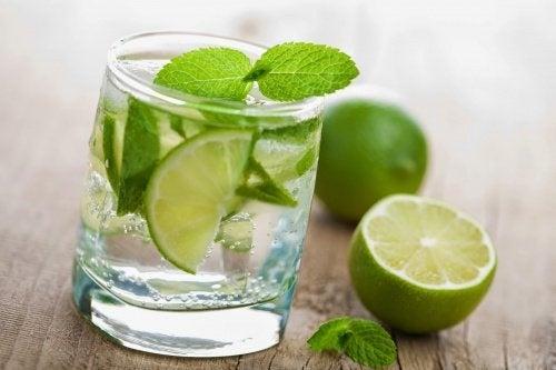 Acqua e limone: i benefici per il corpo