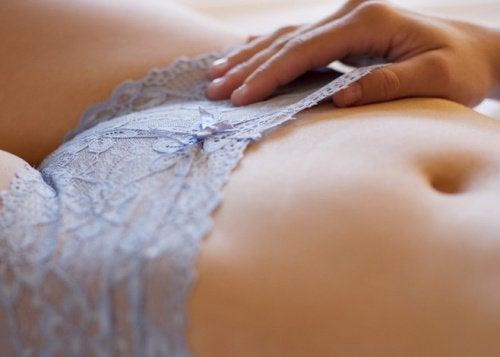 depilazione zona bikini