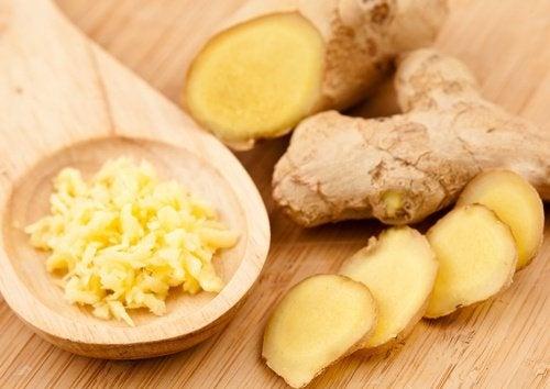 Radice di zenzero per ridurre il colesterolo cattivo