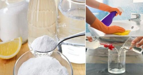 Disinfettante Bagno Naturale : Disinfettare la casa in modo naturale ecco trucchi vivere più