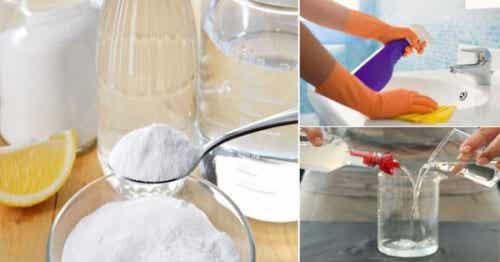 Disinfettare la casa in modo naturale: ecco 5 trucchi